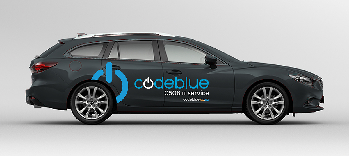 Code Blue Vehicle